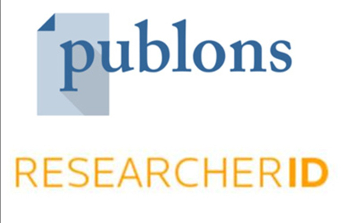 logo de ResearcherID en Publos
